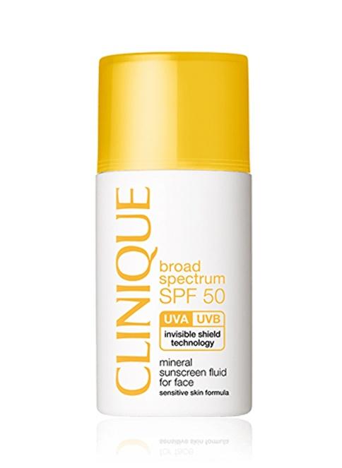 Clinique Spf 50 Güneş Korumalı Yüz Güneş Kremi Renkli